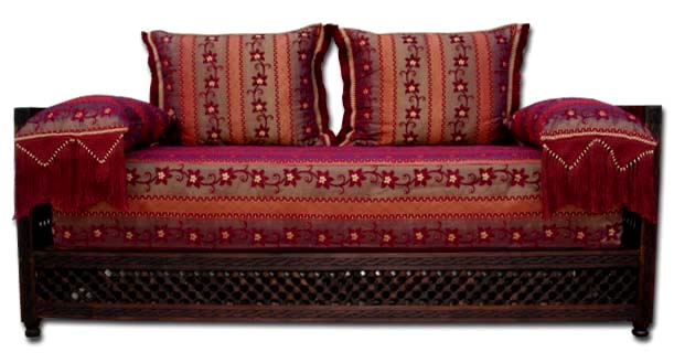 Moroccan Salon Living Room Set Sofa
