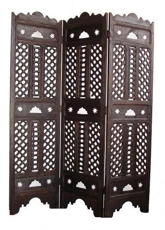 Taza Room Divider Moroccan Room Panel Divider