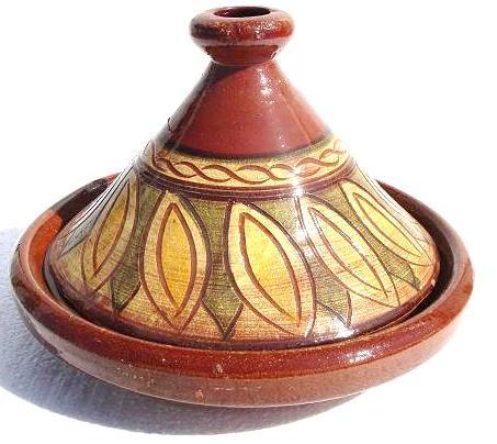 Tagine Beldi Moroccan Glazed Tagines