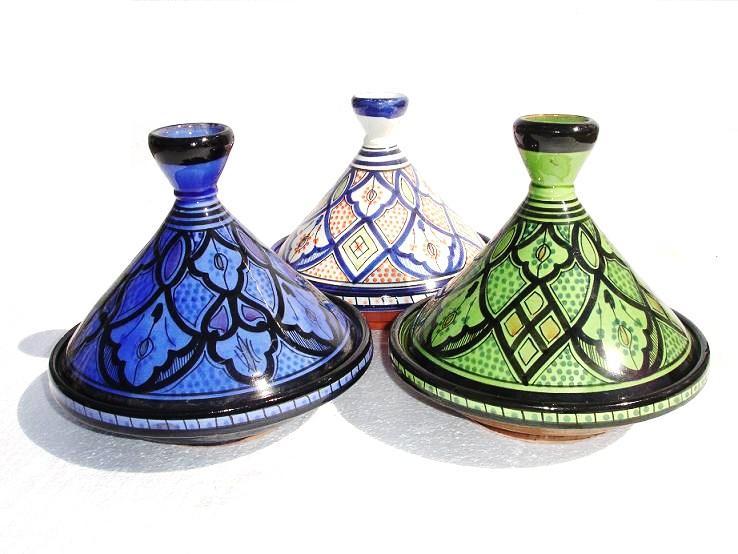 Moroccan Tagine Clay Pot