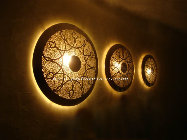 Planet moroccan sconces