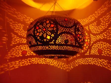 N.o.k. Persian Restaurant Moroccan kora copper c...