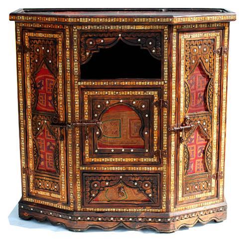 Agafay Cabinet