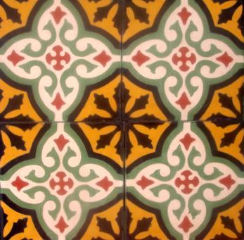 Moroccan Cement Tile