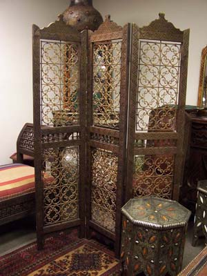 Room Divider Moroccan Screen Room Divider Wrought Iron