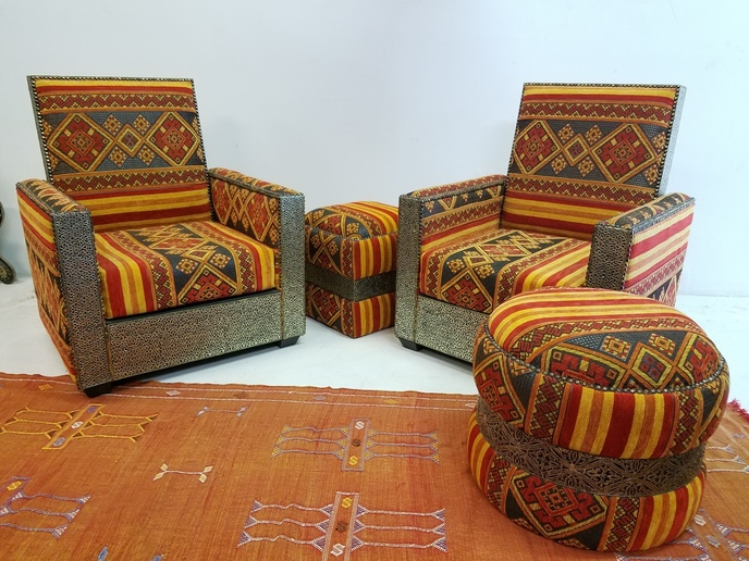 Click Here For More Details · Marrakech Living Set