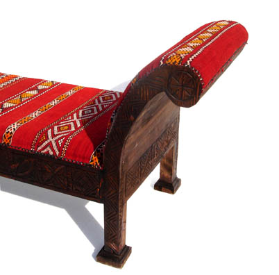 Kilim Furniture Kilim Moroccan Bench