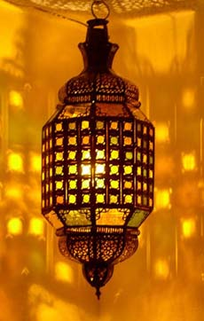 Moorish Lamps
