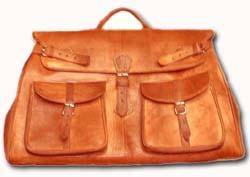 Moroccan travel bag