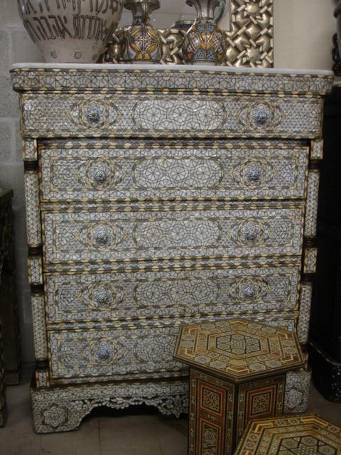 High Quality Damscus Cabinet