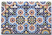 Damascus Tile