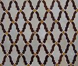 Moorish mosaic tile