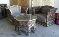 Moroccan Salon Moroccan Living Room Set Moroccan Salon Sofa Moroccan