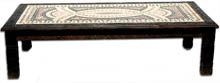 Rectangular Phoenician Marble table