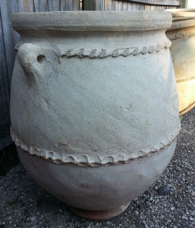 Moroccan clay pot