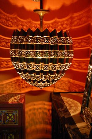 Fes luxeira Chandelier