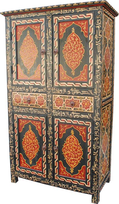 Andalusia tall cabinet