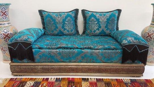 Casa Blue Sofa