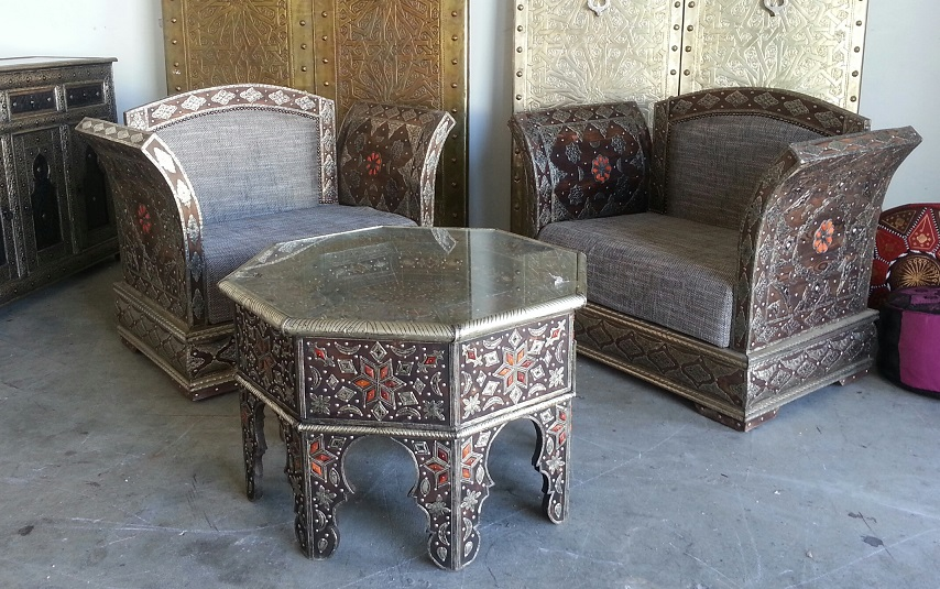 moroccan living room set moroccan furniture living room set 13784