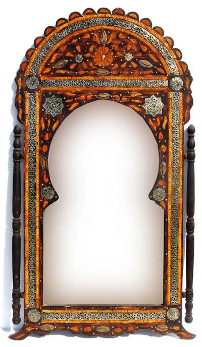 Unique Mirror Antique Mirrors Moroccan Exotic Home Decor