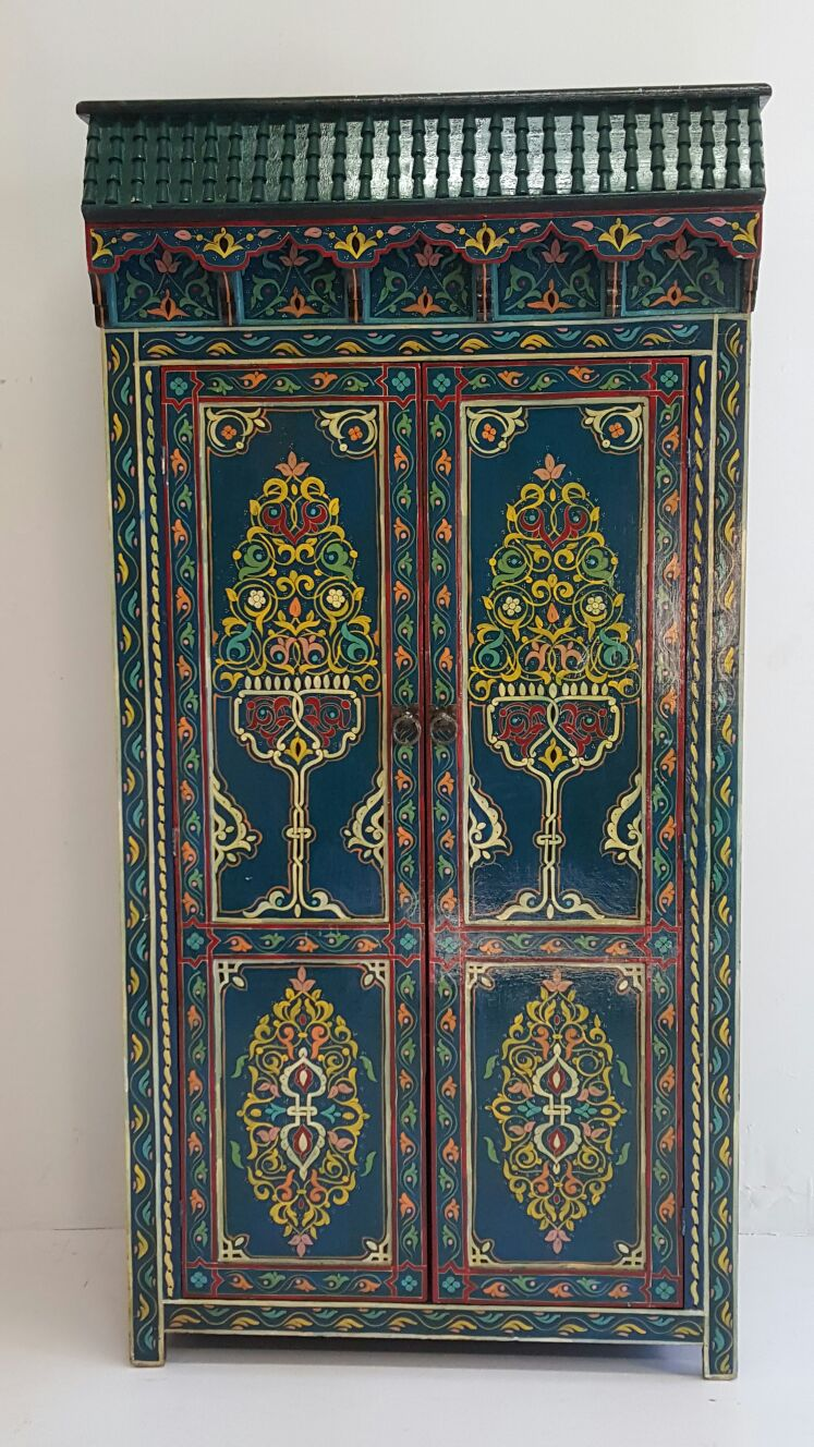 Moroccan Armoire