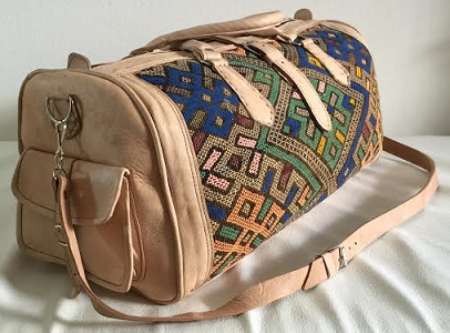 Sahara travel bag